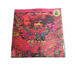 Cream Disraeli Gears (1967) 33 rpm