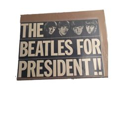 The Beatles (1964) Sign