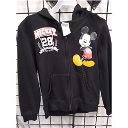New Disney Mickey Mouse Hoodie Med.