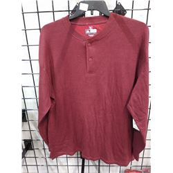 New quarter button Canyon Guide L/S shirt XL