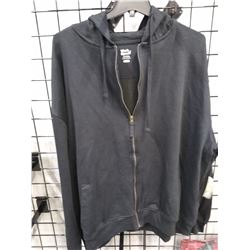 New Men's Work n Sport zip up hoodie 3XLT