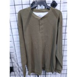 New Men's Canyon L/S Large