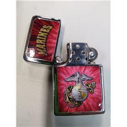 New Marine Zippo Style lighter