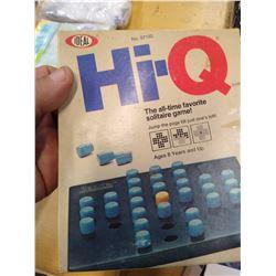 Vintage Hi-Q game