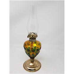 DECORATIVE COAL OIL LAMP