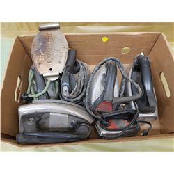LOT OF IRONS