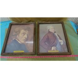 TWO PICTURES (CHOPIN & MOZART)