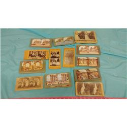 STEREO VIEW CARDS