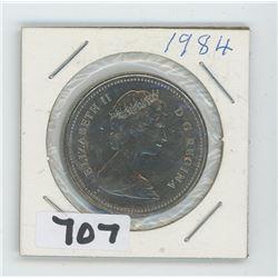 1984 CANADIAN DOLLAR