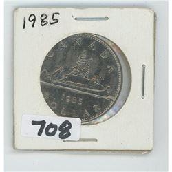 1985 CANADIAN DOLLAR