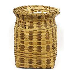 Native American Penobscot Basket