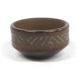 Native American Cherokee Pottery Jar