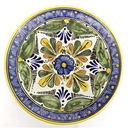 Mexican Talavera Pottery Platter