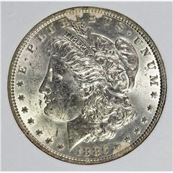 1886 MORGAN SILVER EAGLE