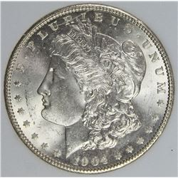 1904 MORGAN SILVER DOLLAR RARE!