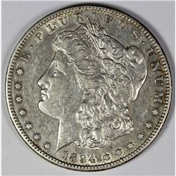 1894-S MORGAN SILVER DOLLAR
