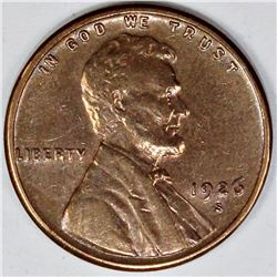 1926-S LINCOLN CENT