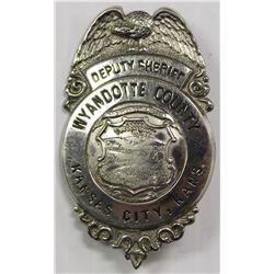 DEPUTY SHERIFF'S BADGE