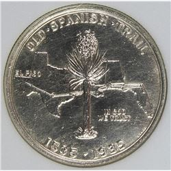1935 SPANISH TRAIL HALF DOLLAR