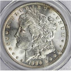 1886 MORGAN DOLLAR