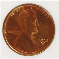 1934-D LINCOLN CENT