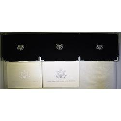 1992, 94 & 96 U.S. PREMIER SILVER PROOF SETS