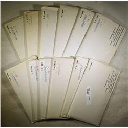 12-1968 U.S. MINT UNC SETS