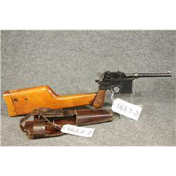 RESTRICTED Mauser C96