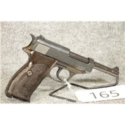 RESTRICTED Walther P38