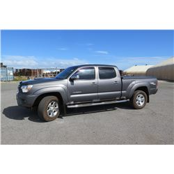 2013 Toyota Tacoma Pre Runner V6 (Runs & Drives See Video)  (Lic RWZ 043)