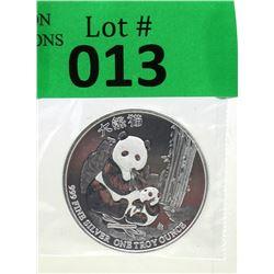 1Ounce 2017 Niue Panda .999 Silver Coin