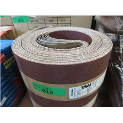 "10 New 60grit Sanding Belts - 4"" x 132"""