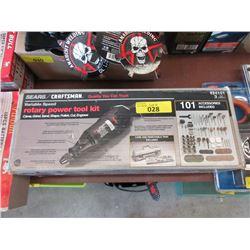 Craftsman Rotary Power Tool Kit