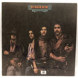 "Signed Eagles ""Desperado"" Album"