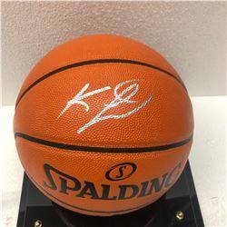 Kawhi Leonard Signed Basketball
