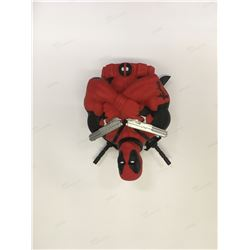 Signed Deadpool Coin Bank