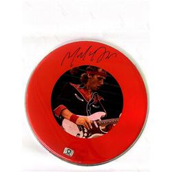 Signed Mark Knopfler - Drumhead