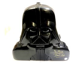 Darth Vader Signed Figure Storage