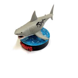 Signed Jaws - Shark Figure