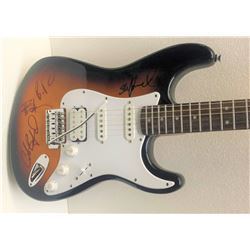 Dave Matthews Band Signed Guitar