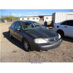 2005 - MERCURY SABLE
