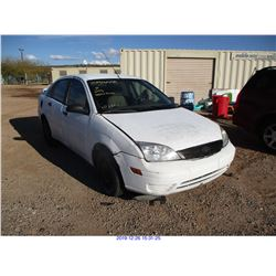 2005 - FORD FOCUS//RESTORED SALVAGE