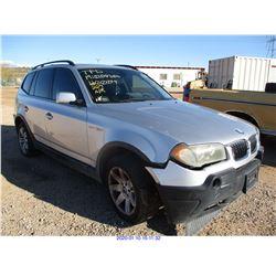 2005 - BMW X3