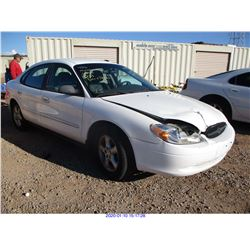 2001 - FORD TAURUS//RESTORED SALVAGE