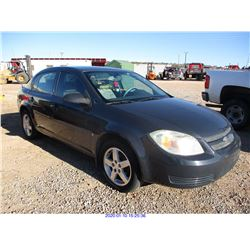 2009 - CHEVROLET COBALT//RESTORED SALVAGE