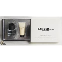 JIL SANDER FOR MEN PERFECT PAIR 2 PIECE GIFT SET