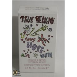 TRUE RELIGION LOVE HOPE DENIM EAU DE PARFUM 1.7 OZ