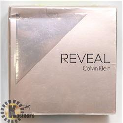 REVEAL CALVIN KLEIN 3.4FL OZ 100ML EAU DE PARFUM