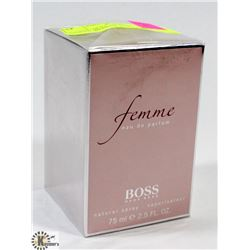 FEMME HUGO BOSS NATURAL SPRAY WOMAN 75ML