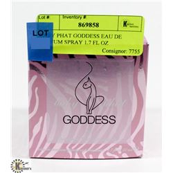 BABY PHAT GODDESS EAU DE PARFUM SPRAY 1.7 FL OZ